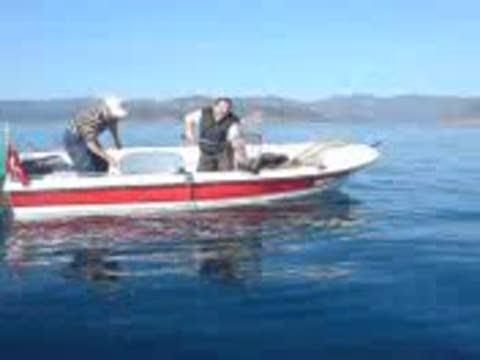 Denizde Balık Avı Part2