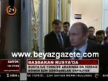Rusya İle Türkiye Arasında Vizesiz Dönem İçin Görüşmeler Yapılıyor