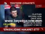 Garipoğlu, Vahşeti Anlattı
