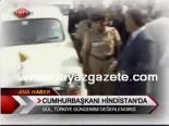 Kendisi Hindistan'da Aklı Ankara'da