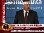 Erdoğan Balyoz'la İlgili Konuştu