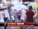 İstanbul yanıyor
