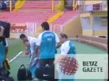 A Milli Futbol Takımı İlk Çalışmasını Gerçekleştirdi