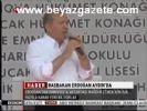 Başbakan Erdoğan Aydın'da