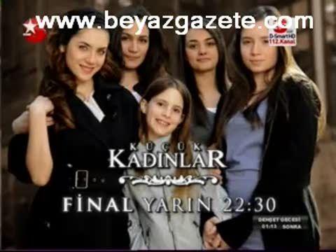 Küçük Kadınlar 120. Final Bölüm Fragmanı Yayınlandı