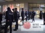 Galatasaray Taraftarından Haklı Protesto