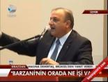 Mhp'den Barzani'ye Tepki...