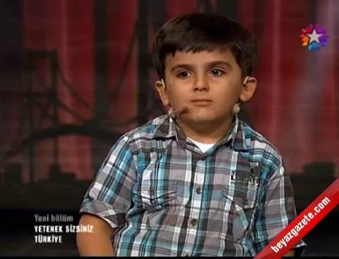 Yetenek Sizsiniz Türkiye - Yusuf Baran Performansı