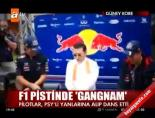 F1 pistinde 'Gangnam'