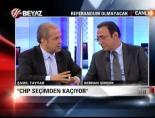 ''CHP seçimden kaçıyor''