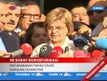 Savcı, Tansu Çillere 28 Şubatı Sordu online video izle