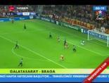 Galatasaray 0-2 Braga Maçın özeti ve Goller