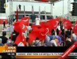 Erdoğan 'Terör örgütünün topu bir tek şehidimizin tırnağı bile etmez, terörün devri kapanmıştır'