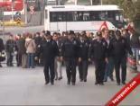 Ankara'da Polisin Yoğun Güvenlik Önlemleri Aldı online video izle