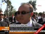 Antalya'daki kutlamalar sırasında bir grup CHP'li tören alanını bastı online video izle