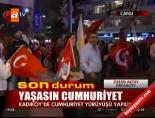 Cumhuriyet coşkusu (Kadıköy)