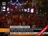 Kadıköy'de yürüyüş online video izle