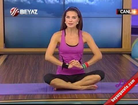 Ebru Şallı İle Pilates (Plates) - 4.10.2012 Beyaz TV
