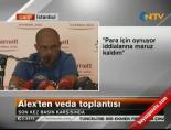 Alex De Souza'nın Veda Toplantısı -2 (Basın Toplantısı) online video izle