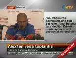 Alex De Souza'nın Veda Toplantısı -3 (Basın Toplantısı) Haberi online video izle