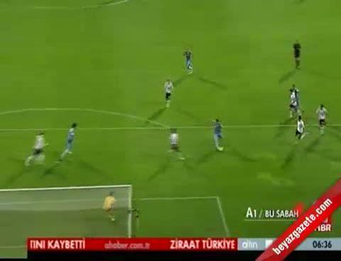 Beşiktaş - Ofspor: 2-1 (Ziraat Türkiye Kupası Maç Özeti)