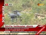 Siirt'te Askeri Helikopter Düştü: 17 Şehit (10.11.2012)