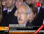Atatürk anılıyor