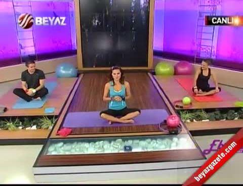 Ebru Şallı İle Plates - 14.11.2012