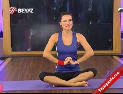 Ebru Şallı İle Pilates (Plates) - 16.11.2012