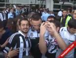Beşiktaş'a Antalya'da Coşkulu Karşılama online video izle