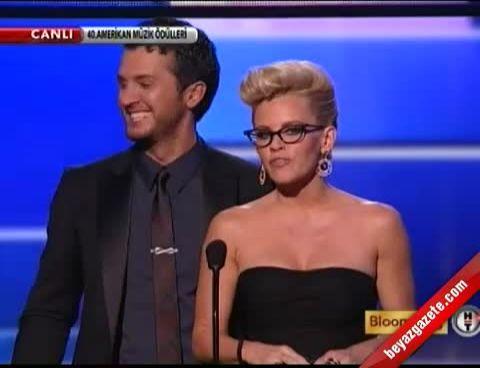 Amerika Müzik Ödülleri'nde Justin Bieber 3 Ödül Aldı