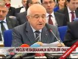 Plan ve Bütçe Komisyonu son sürat