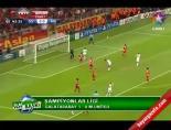 Galatasaray Manchester United: 1-0 Maçın Özeti (21 Kasım 2012)