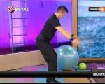 Ebru Şallı İle Pilates (Plates) - 23.11.2012
