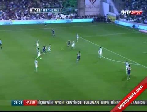 Real Betis - Real Madrid: 1-0 Maçın Özeti