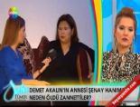 Demet Akalın'ın Annesi Gözyaşlarına Boğuldu online video izle