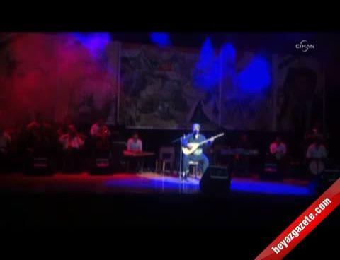 Şivan Perwer, Suriyeliler İçin Konser Verdi