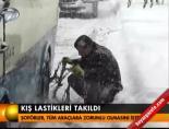 Kış lastikleri takıldı online video izle