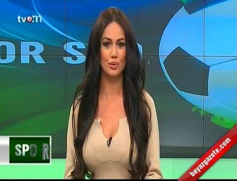 Kübra Hera Aslan - Spor Haberleri 30.11.2012