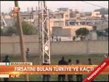 Fırtsatını bulan Türkiye'ye kaçı