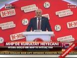 Koray Aydın MHP Kurultayı'nda Protesto Edildi