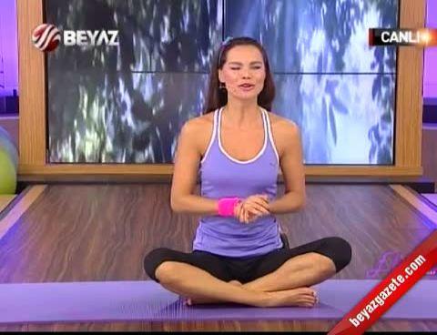 Ebru Şallı İle Pilates (Plates) - 6.11.2012
