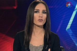 Star Tv Spikeri Nazlı Çelik Öztarhan, Rejiye Böyle Kızdı