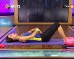 Ebru Şallı İle Pilates (Plates) Ebruli 12.12.2012 online video izle