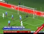 Trabzonspor Kasımpaşa: 5-3 Maçın Özeti (14 Aralık 2012)