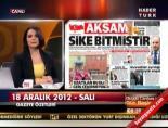 HaberTürk Spikeri Duygu Canbaş'tan Akıl Almaz Gaf online video izle