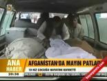Afganistan'da mayın patladı