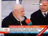 Mehmet Kırkıncı , Mustafa Sungur Ağabey'i Anlattı