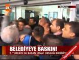 Adana Büyükşehir Belediyesi'ne baskın online video izle