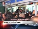Esnaf belediyeyi bastı online video izle